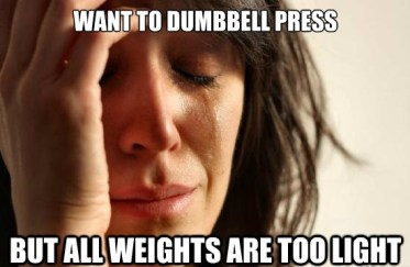 dumbbell origin