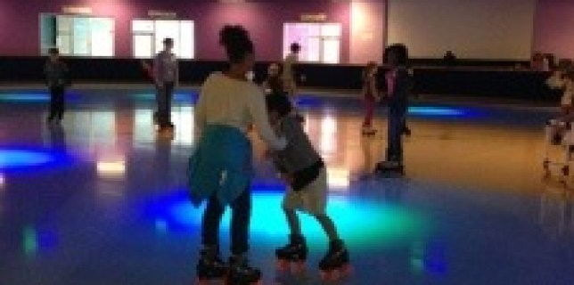 Skating every month at SK8City in Pooler GA