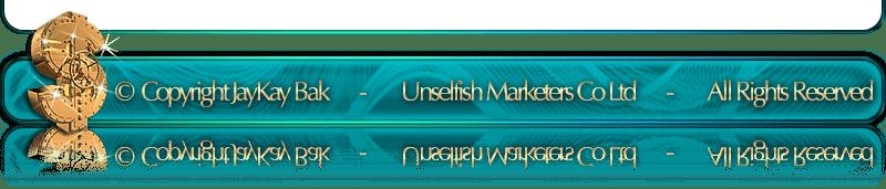 Unselfish Marketer