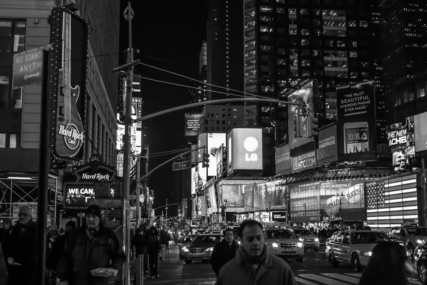 Time Square, New York, 2014 (c) Christoph Pankowski