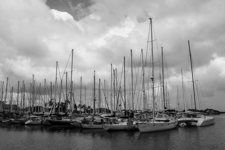 Shelter Bay, Panama (c) Veronika C. Dräxler