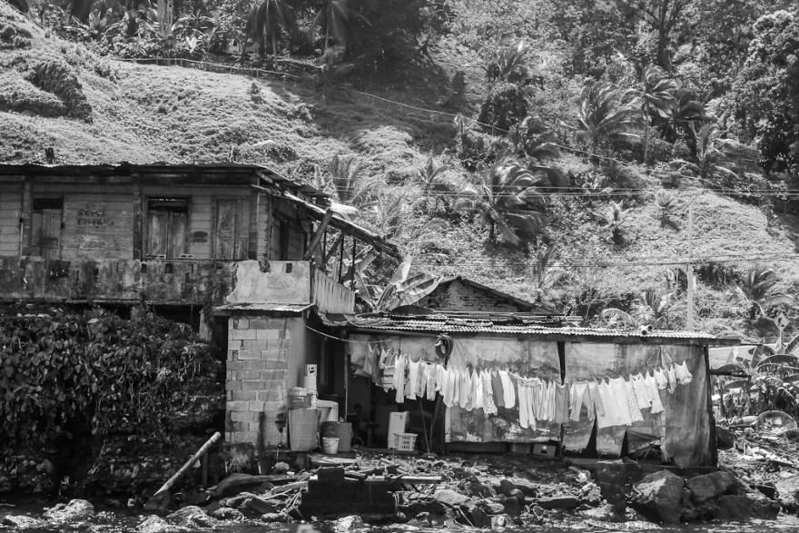 Wäsche, Portobelo, Panama (c) Veronika C. Dräxler
