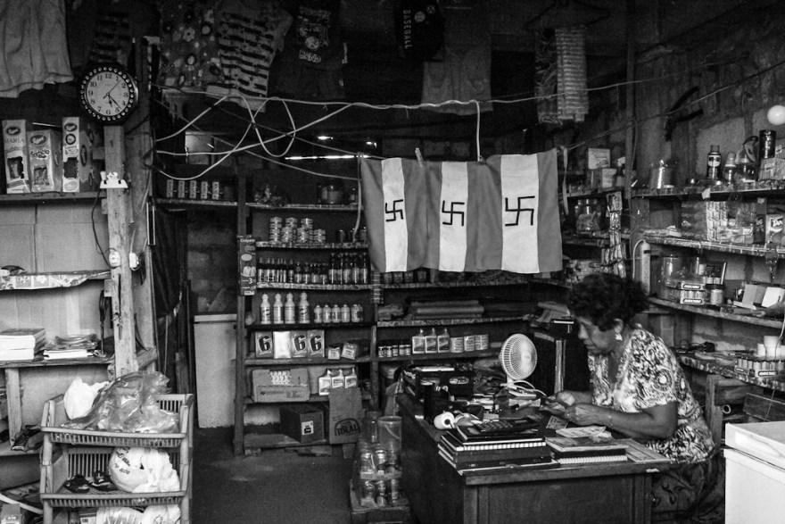 Kiosk, Kuna Yala/San Blas, Panama (c) Veronika C. Dräxler