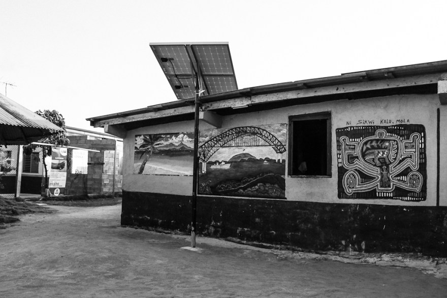 Wichub Wala, Kuna Yala, Panama (c) Veronika C. Dräxler