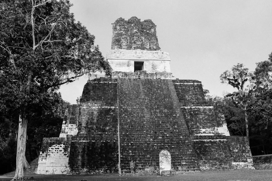 Maya Tempel, Tikal, Guatemala (c) Veronika C. Dräxler