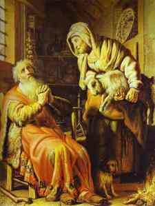 Tobit's Story Expressed in Art