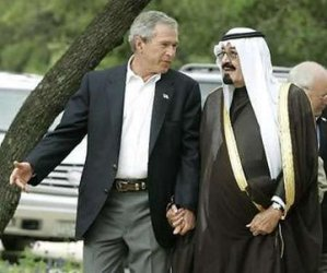 And why is it that the Saudis are our Allies?