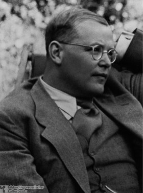 Dietrich Bonhoeffer 1939 in London