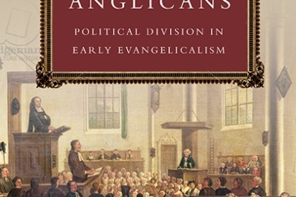 "Interview with Ryan Danker, Author of @IVPAcademic's, ""Wesley and the Anglicans: Political Division in Early Evangelicalism"""