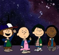 It's Charlie Brown's Stranger Things