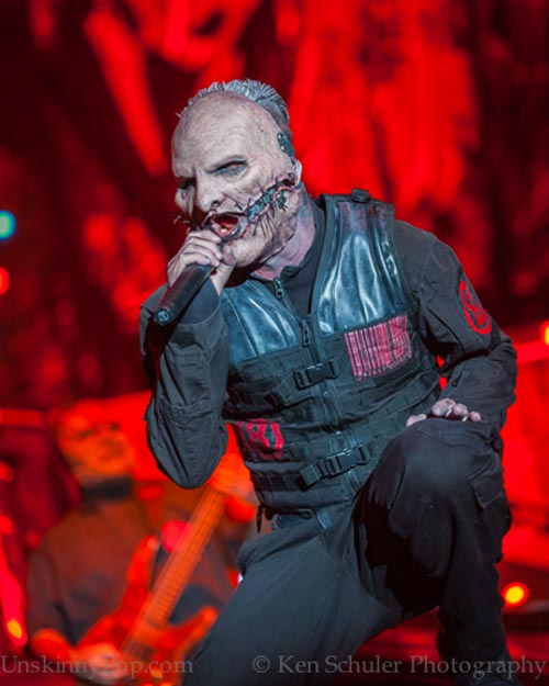 Slipknot - Rock On The Range Festival (2015) HDTVRip 720p