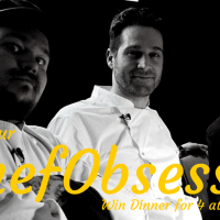 Chef Obsession Contest - Win Dinner at Lee Restaurant