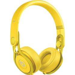 Beats By Dr. Dre Mixr On-Ear DJ Headphones (Yellow) – Refurbished