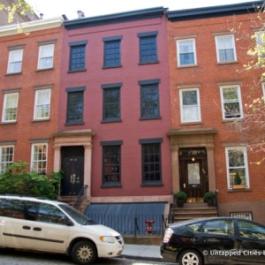 Hiding Infrastructure With Fake Townhouses in NYC, Paris, London and Toronto