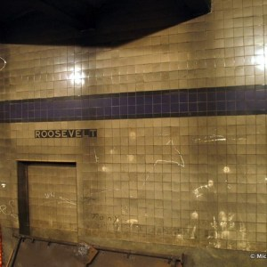 7 of NYC's Abandoned Subway Stations: City Hall, 18th St, Worth Street, Myrtle Ave, 91st St