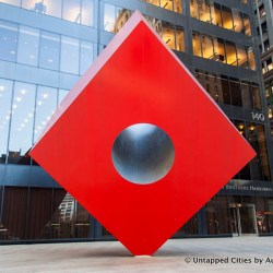 7 Works by the Artist Isamu Noguchi in NYC