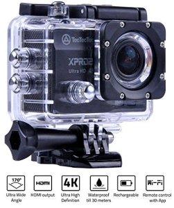TecTecTec XPRO2 4K Ultra HD Sport-Kamera Test