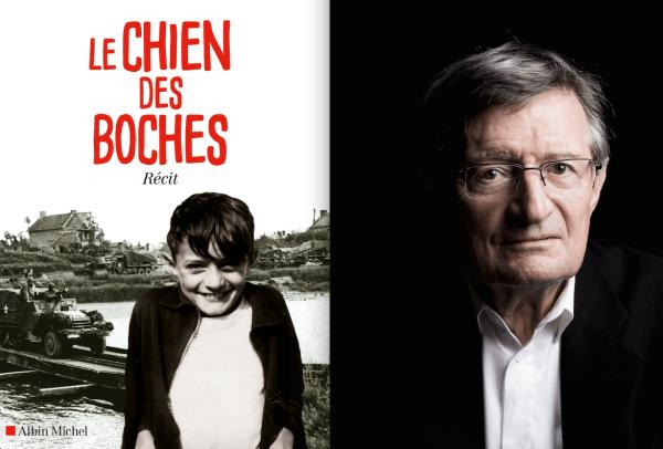 Le Chien des Boches de Claude Quétel. © Eric Garault