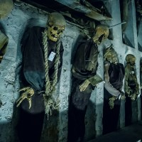 The Terrifying Catacombs of the Capuchin Monks