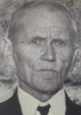 Ed Leedskalnin, creator of the Coral Castle
