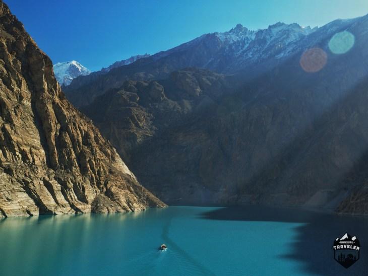 #Pakistan #Attabad #Karakoram Highway