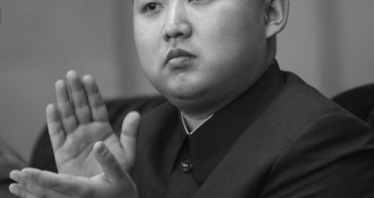 Kim Jong Un, leader of the Democratic People's of Korea, ordered a satellite launch Sunday morning.
