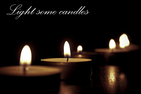 candles-for-massage