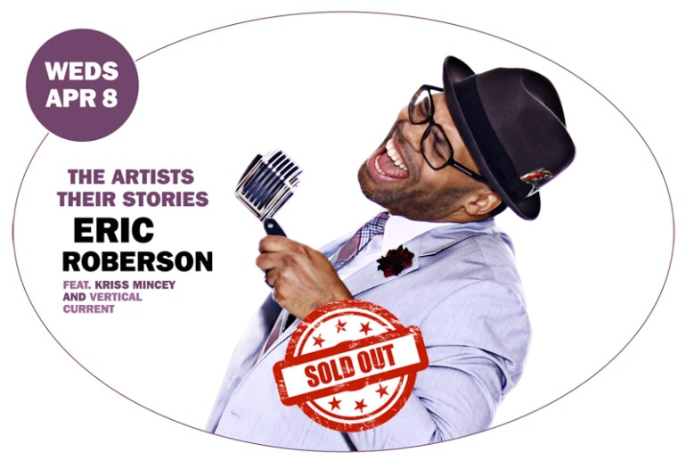 UP-CLOSE LIVE: Eric Roberson with Special Guests Kriss Mincey and Vertical Current