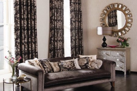 the ideas modern curtain for your perfect living room13