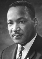 Martin Luther King, 1964
