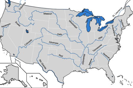 file map of major rivers in us