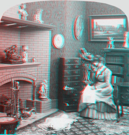 Stereograph as an educator   anaglyph 3D Vision Mega Evaluation   Gimmick or Gamings Future?