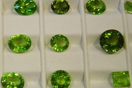olivine gemmes