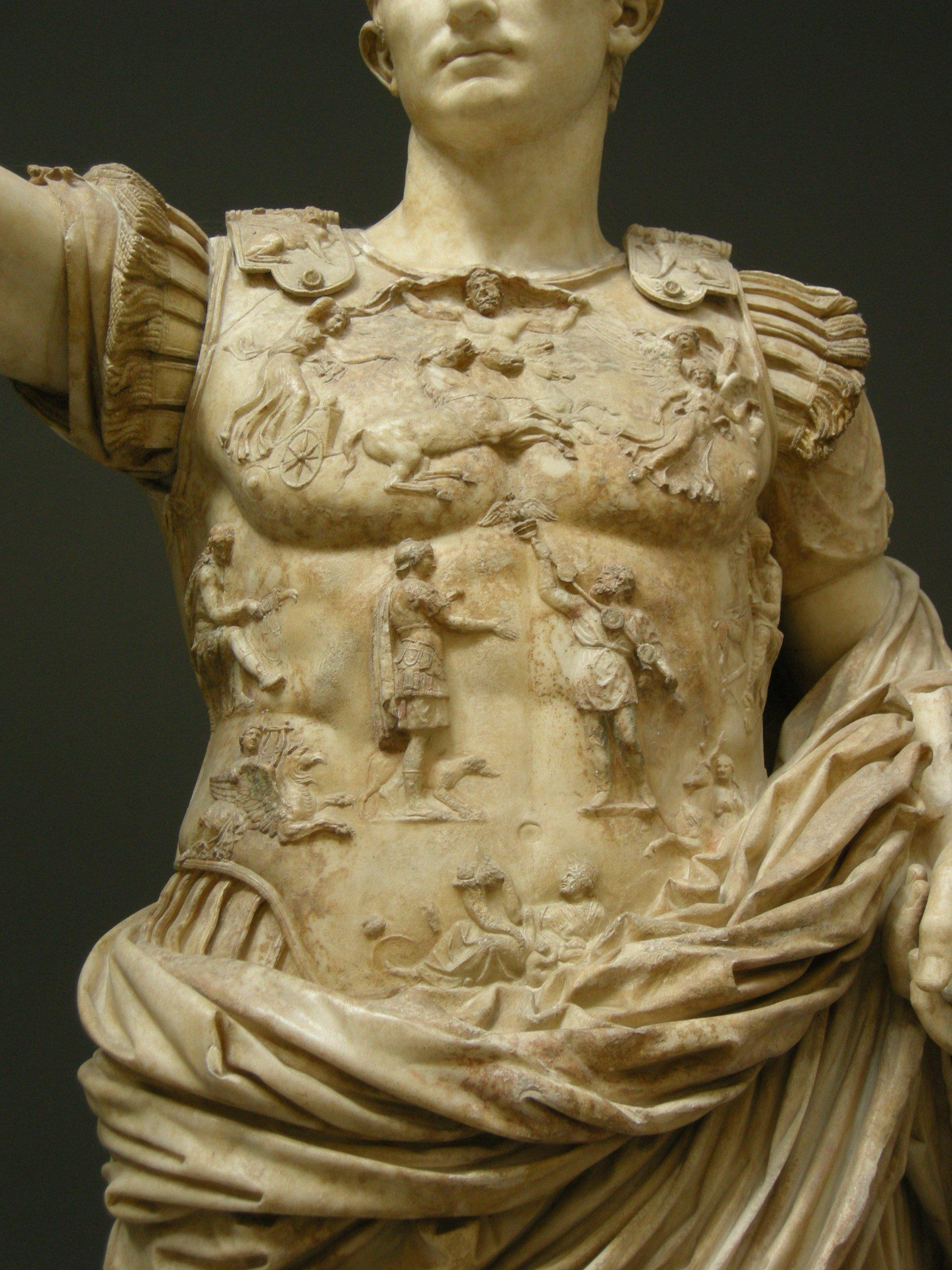 Slavic God Veles Marble Sculpture Figurine Patron of Wealth Fertility Prosperity