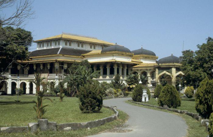 istana maimun copy tropenmuseum by