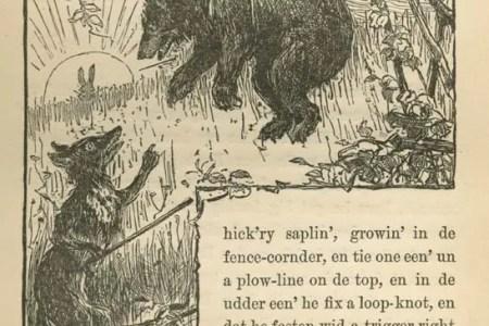 brer bear and brer fox%2c 1881
