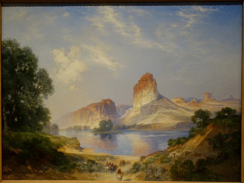 Large Of Green River Canvas