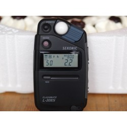 Small Crop Of Sekonic Light Meter