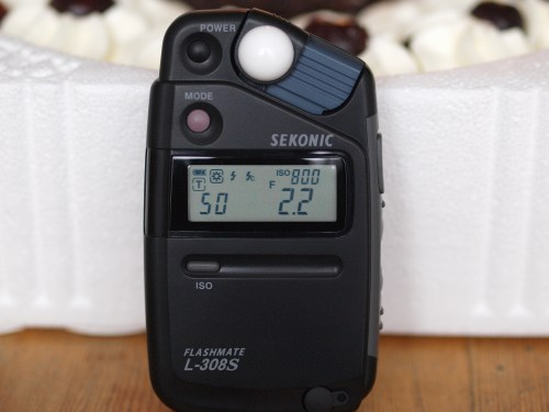 Medium Of Sekonic Light Meter
