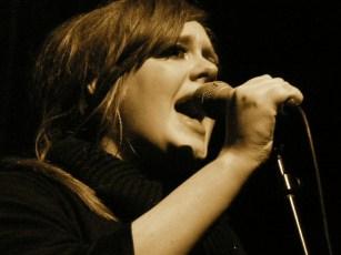 Adele adkins concert1
