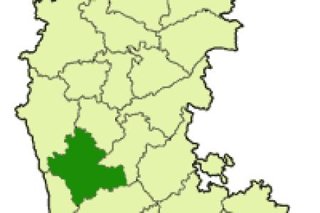 shimoga district wikipedia