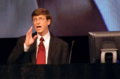 BILL GATES is the highest position