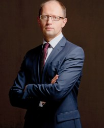 English: Arseniy Yatsenyuk Photo Русский: Фото...