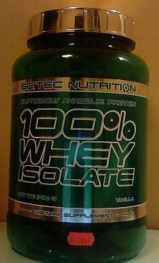 is whey protein paleo