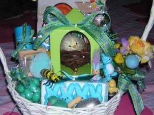 How kids teens can build gift baskets for loads of money great easter basket idea for young kids and a great way for teens to earn a little creative income as easter gift baskets are some of the most commonly negle Choice Image
