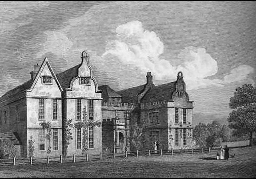 Delapre Abbey(Old)