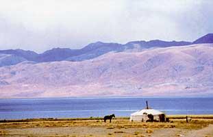 ウヴス湖(出典:Wikipedia)