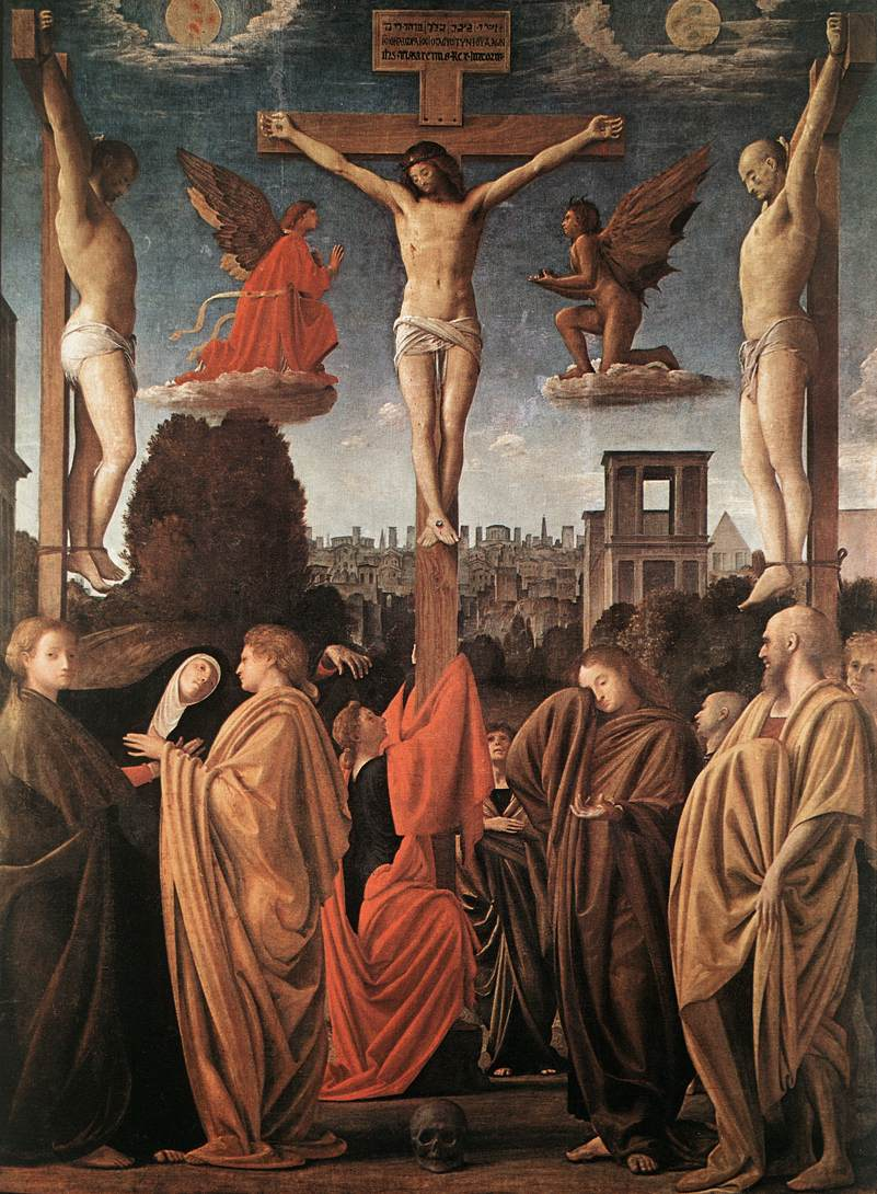 crucifixion female crucified women