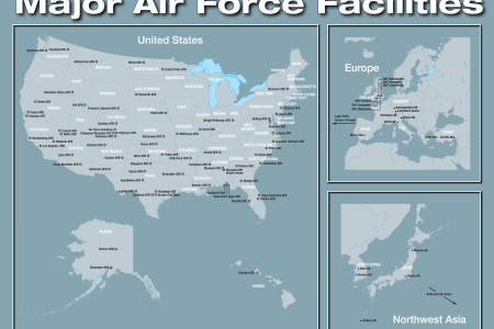 file major united states air force facilities around the