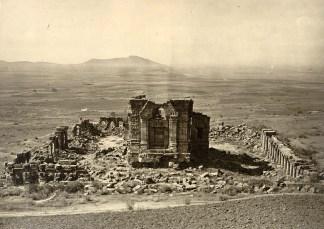Sun Temple in Kashmir